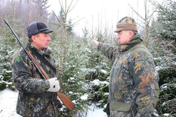 Охота, охотники, охота в Тюменской области
