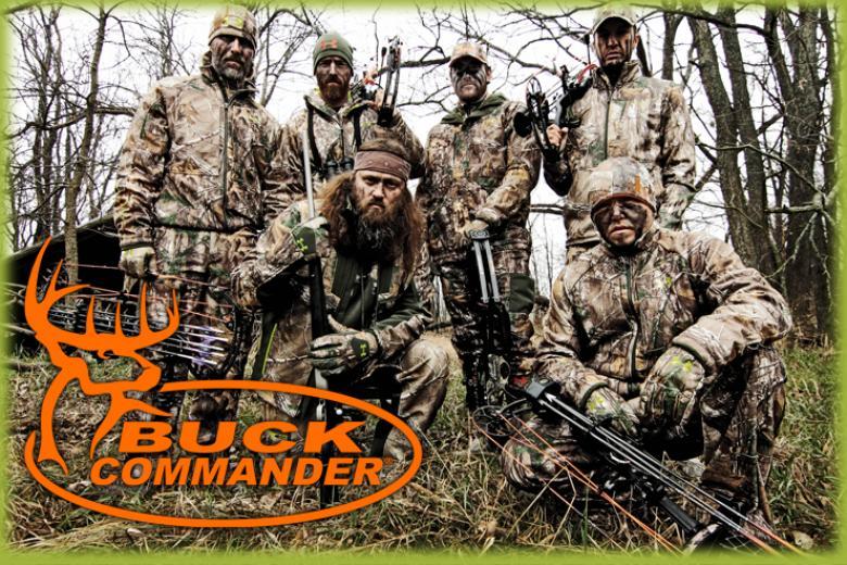 Barnett Crossbrows - новейший арбалет с обратными плечами - Buck Commander Rage 2015