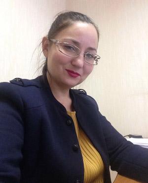 Илгизя Шарафиева