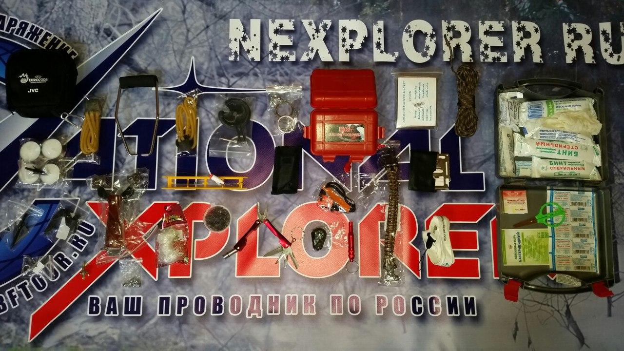 Bear Hunter Offroad Комплекс Экстремального Выживания CES NEC