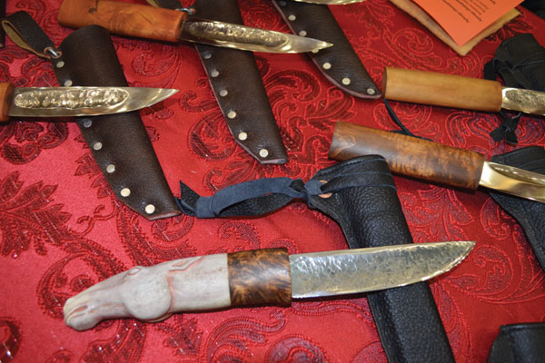 Якутские ножи нож якута выставка