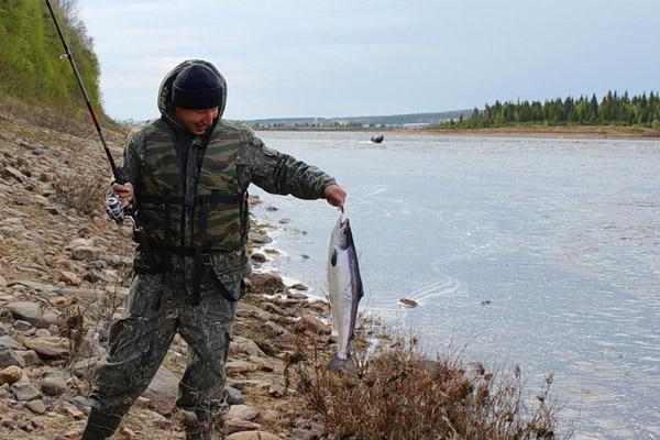 Рыбалка в сегеже выгозеро