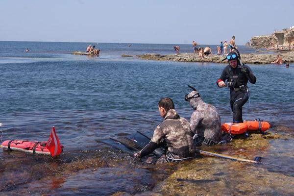 Подводная охота, соревнования по подводной охоте, чемпионат по подводной охоте, подводная охота в Новороссийске, подводная охота черное море