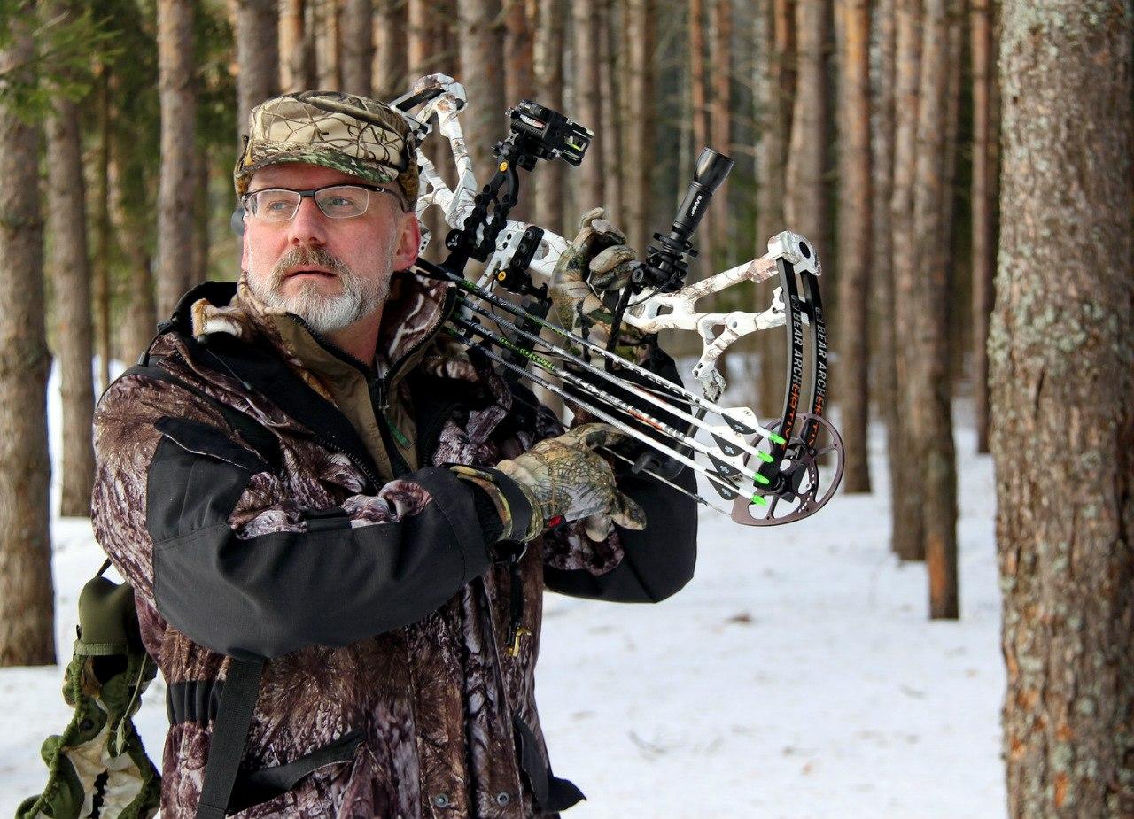 БэрАрчери Метив-6 - лучший охотничий лук