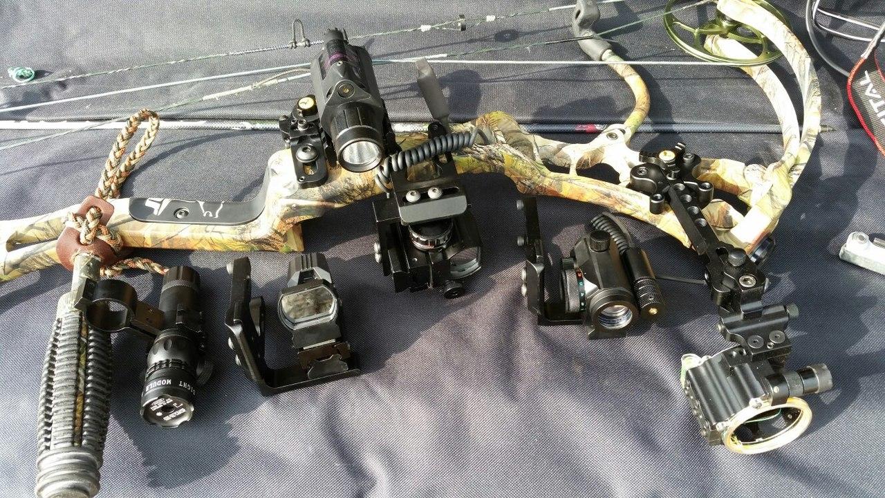 Любой блочный лук можно превратить в снайперский комплекс при помощи компактной серии NEC-5