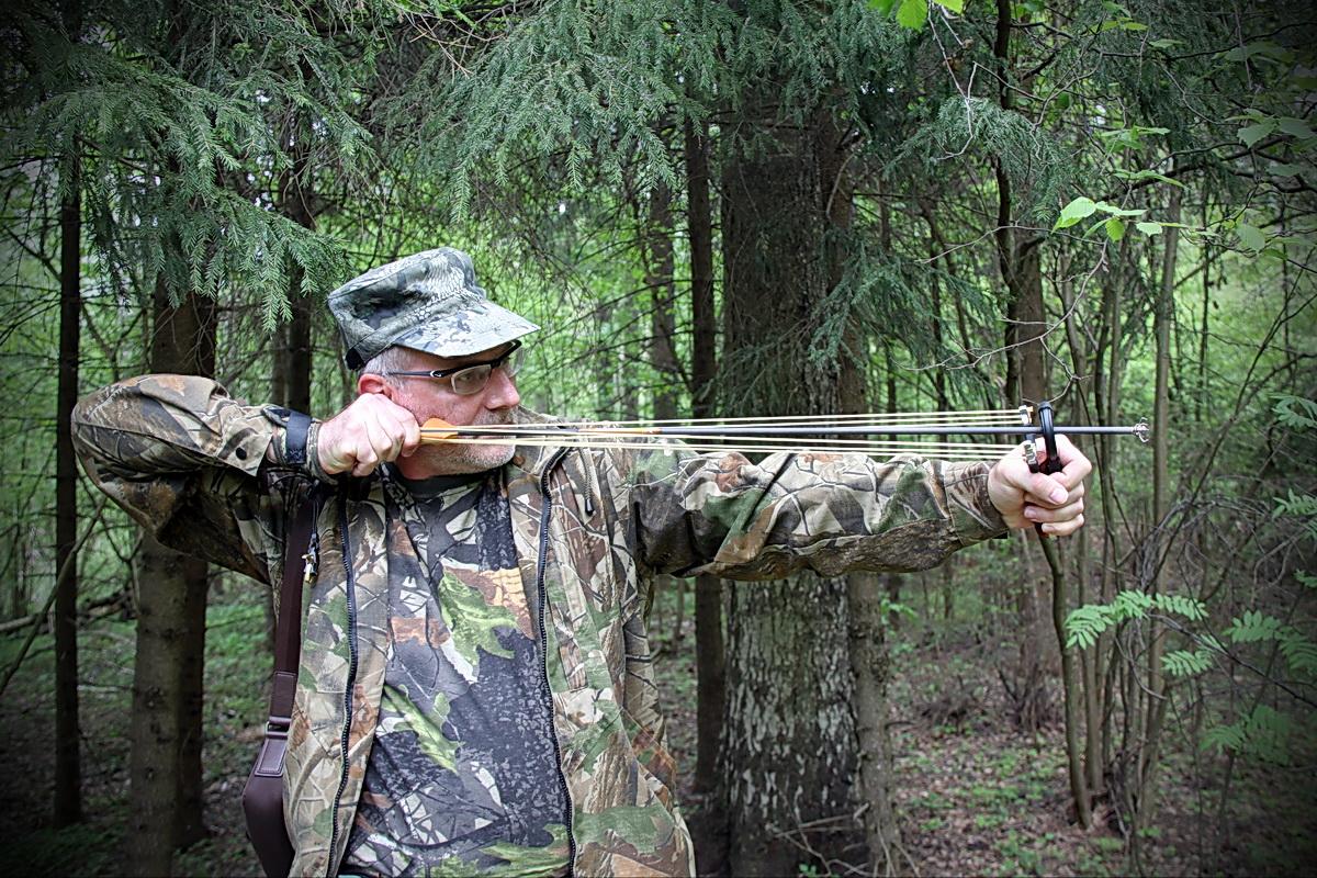 рогатка для охоты archery slingshot охотничья рогатка комплекс экстремального выживания