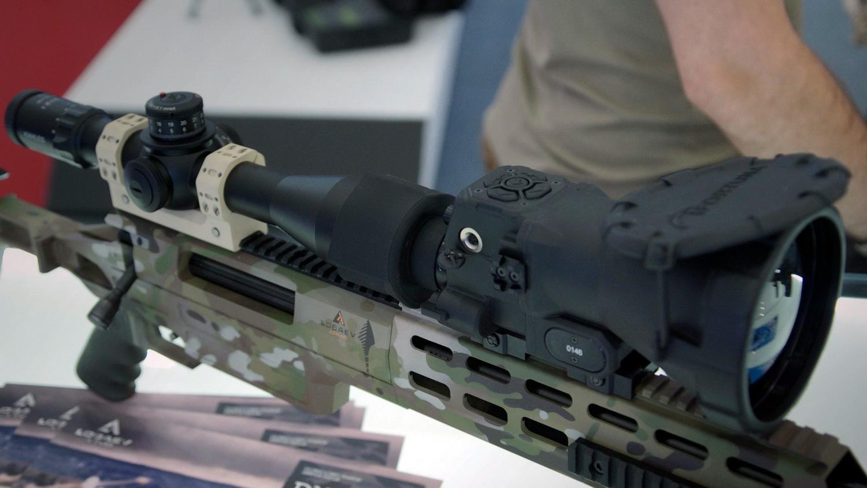 FORTUNA GENERAL, Армия 2017, снайперские винтовки LOBAEV ARMS