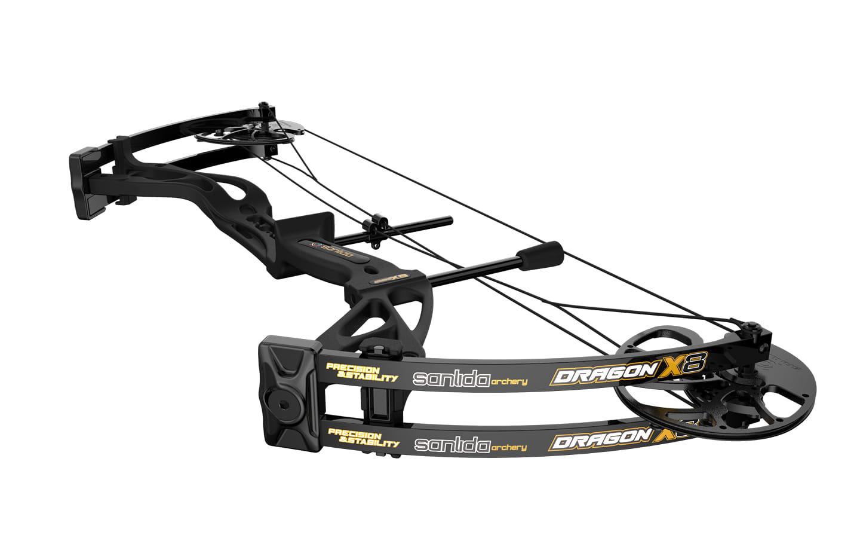 Лучший бюджетный блочный лук для охоты 2020 - DragonX8 SE Special Edition Russia от Sanlida Archery