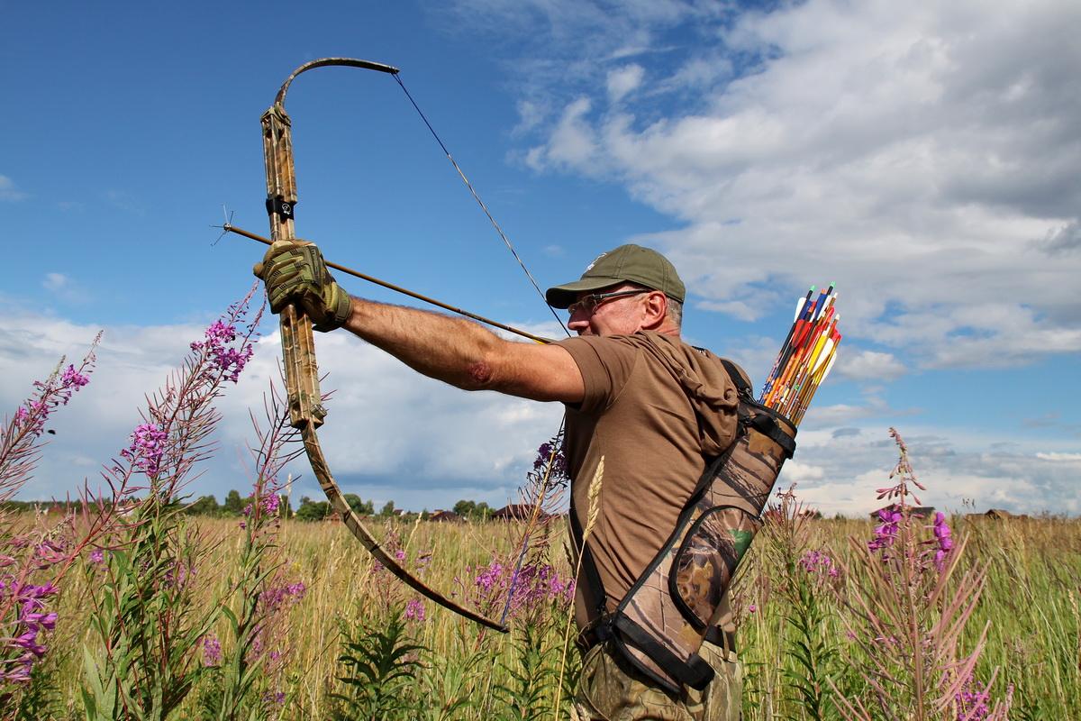 Традиционный охотничий лук, как выбрать и где купить
