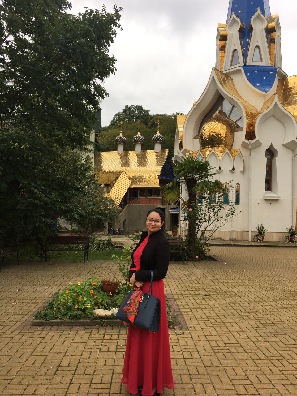 Илгизя Шарафиева, Шарафиева Илгизя Ирековна
