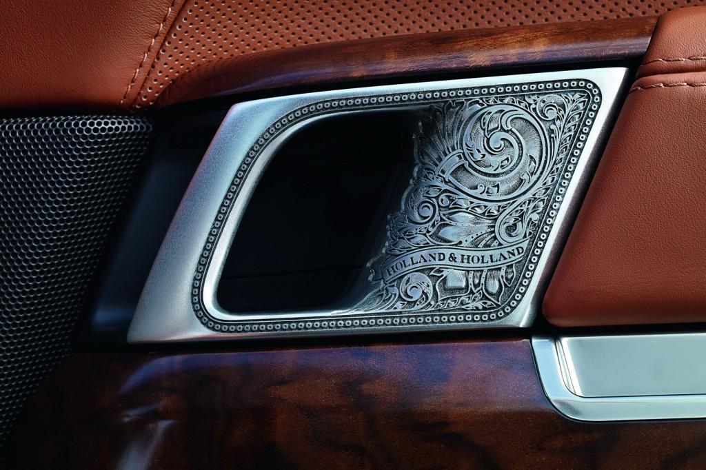 Range Rover, Рейндж Ровер, автомобиль для охоты, Holland & Holland, Land Rover, машина для охоты, авто, внедорожник