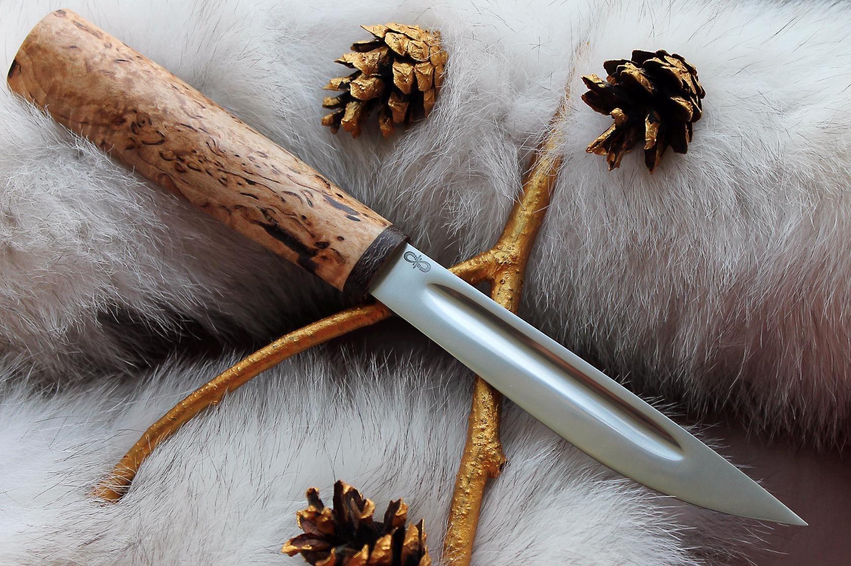 Zrencrbq yj; Якутский нож