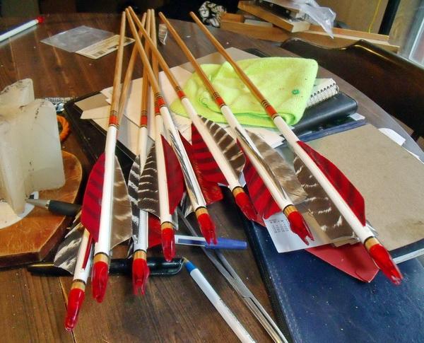 Стрелы для охотничьих луков: Как выбрать стрелы для охоты - безопасные и практичные стрелы для луков и арбалетов (ФОТО, ВИДЕО)