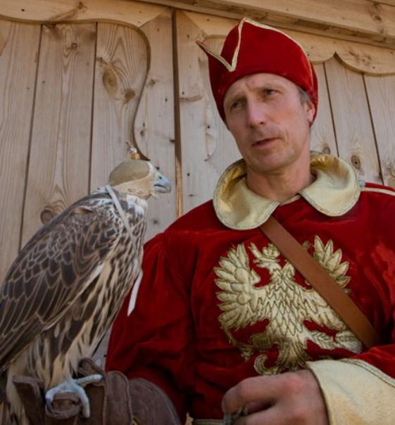 Соколиная Охота в Коломенском - развлекуха?