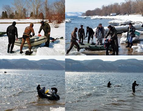 Соревнования по подводной охоте и другие новости