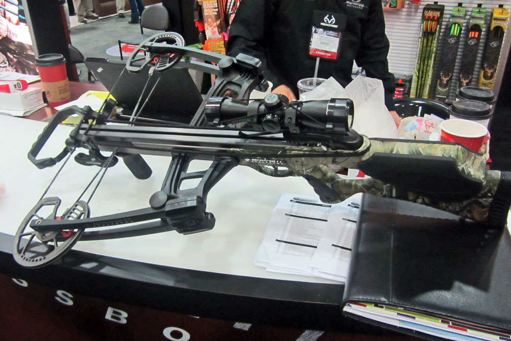 Barnett Vengeance Crossbow Package
