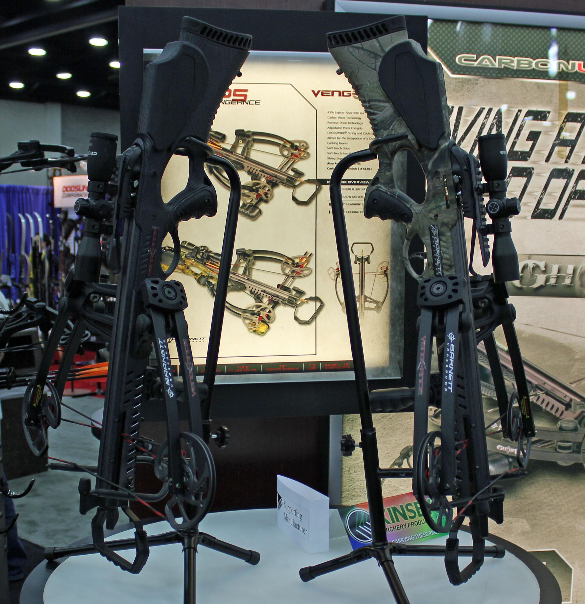 BARNETT VENGEANCE - сильно сделанная штука от Барнетта - можно считать что отомстили Скорпиду достойно. Оптимальное оружие. АТА-2013