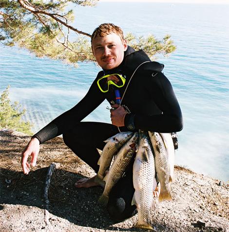 Подводная охота и отдых в Крыму: Рыбалка, снорклинг, подводная охота