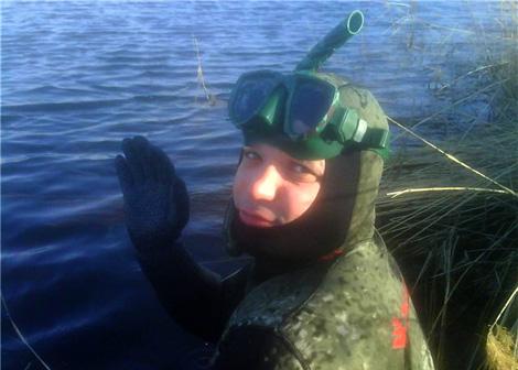 О первой подводной охоте - впечатления новичка после знакомства с подводным миром