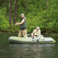 Как выбрать лодку ПВХ структура самой
