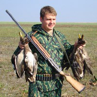 Осенняя охота 2013 в краснодарском крае