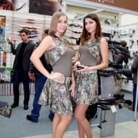Выставка оружие и охота arms hunting 2013