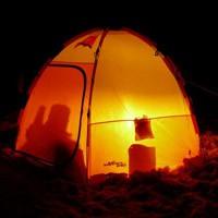 чем обогреть палатку на зимней рыбалке