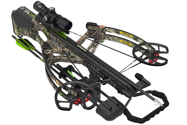 #Barnett #Crossbow BC ReVengeance ($999). Like the original it still features reverse draw technology for better balance, less shock and noise and more power with less power stroke. But this 155-pound version offers more speed — 400 fps — and energy  at 129 ft pounds.