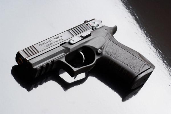 Приобретение травматического оружия в рф