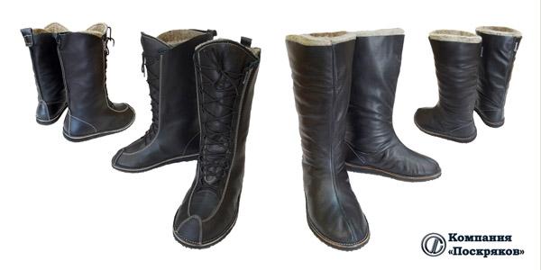 Охотничья обувь, обувь для охотника, ичиги, охотничьи ичиги, ичиги Поскряков, зимние ичиги, летние ичиги, купить ичиги, ичиги отзывы